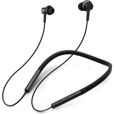 Bluetooth слушалки Xiaomi Mi Bluetooth Collar Earphones Headset, Black