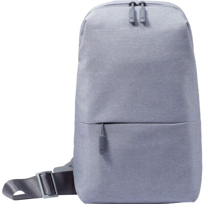 Малка раница Xiaomi Mi City Sling Bag Light Grey