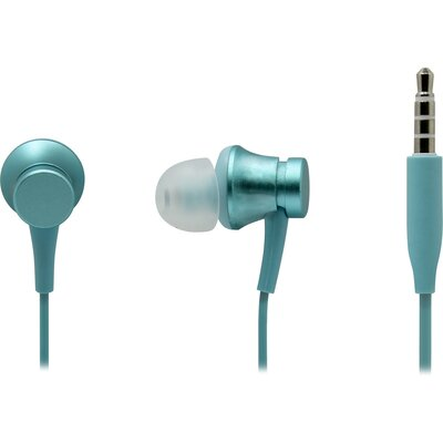 Слушалки тапи с микрофон Xiaomi Mi In-ear Headphones Basic, Blue