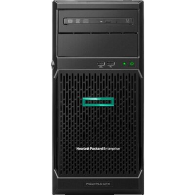 Сървър HPE ML30 G10, E-2234, 16GB-U, S100i, 4LFF, 350W