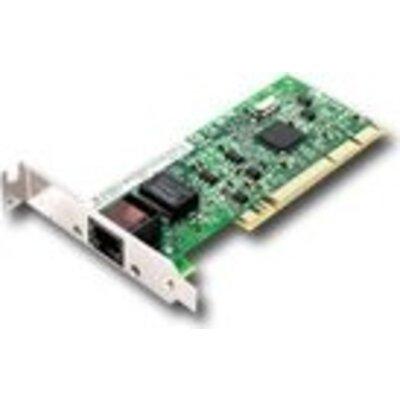 INTEL Network Card PRO/1000 GT (10/100/1000Base-T, 1000Mbps, Bulk, Gigabit Ethernet, lowprofile PCI)