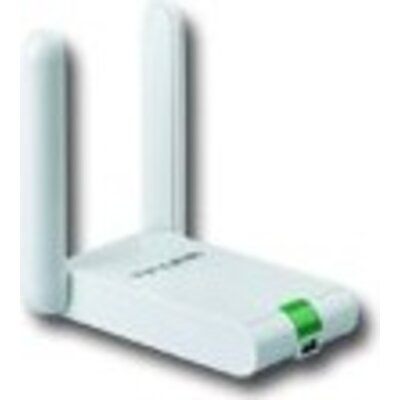 NIC TP-Link TL-WN822N, Mini USB 2.0 Adapter, 2,4GHz High Gain Wireless N 300Mbps, Fixed Omni Directional Antenna 2 x 3dBi