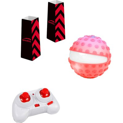 Speedlink RACING SPHERE Game Set,2 × obstacle course masts,Wireless range: 30m,Radio channels: 4,Adjustable top speed: max. 8km/
