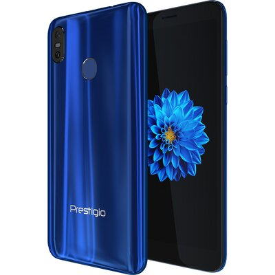 "Prestigio, X pro, PSP7546DUO, Dual SIM, 4G, 5.5"", HD+ (1440*720), 18:9, IPS, in-cell, 2.5D, Android 8.1 Oreo, Octa-Core 1.6"