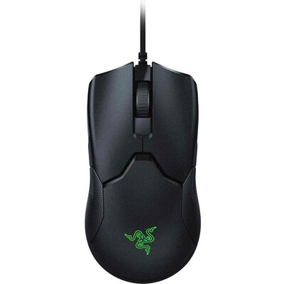 Razer Viper 8KHz, Gaming Mouse, True-Ambidextrous, Wired - Speedflex Cable, Optical sensor, 20000 DPI, Razer Chroma™ RGB, 2nd-ge