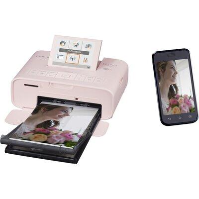 Термосублимационен принтер Canon SELPHY CP1300, pink