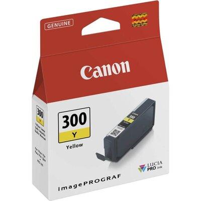 Консуматив Canon PFI-300 Y