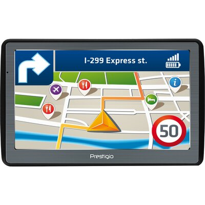 "Prestigio GeoVision 7060, 7"" (800*480) TN display, WinCE 6.0, 800MHz Mstar MSB2531 Cortex A7, 128MB DDR, 8GB Flash, 1500mAh"