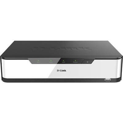 Video Recorder D-Link JustConnect 16-Channel Multifunctional Network Video Recorder