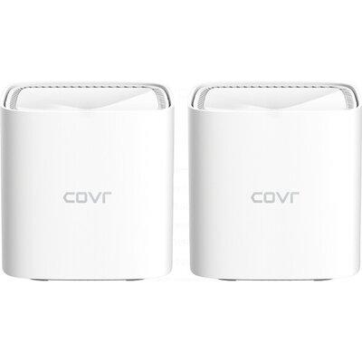Аксес-пойнт D-Link AC1200 Dual Band Whole Home Mesh Wi-Fi System (2 pack)