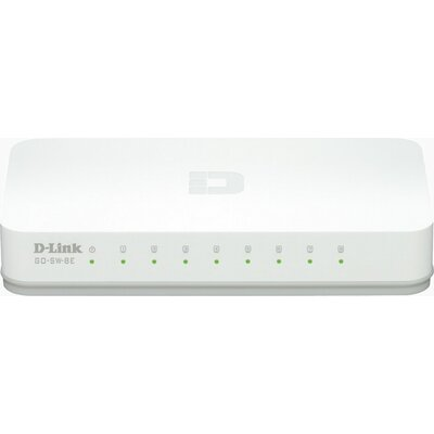 Комутатор D-Link 8-Port 10/100M Desktop Switch