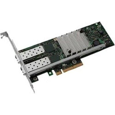 Мрежова карта Dell Intel X520 DP 10Gb DA/SFP+ Server Adapter, Low Profile,CusKit