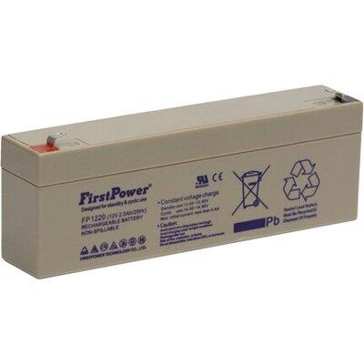 Батерия FirstPower FP12-20 - 12V 2 Ah