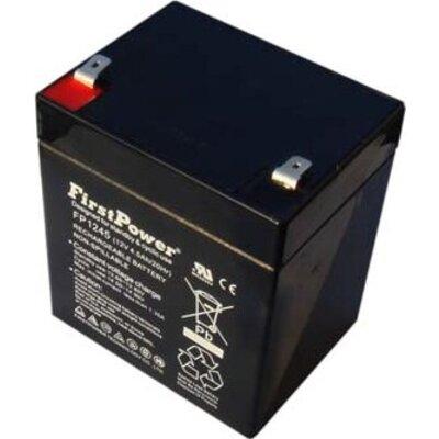 Батерия FirstPower FP4.5-12 - 12V 4.5Ah F1