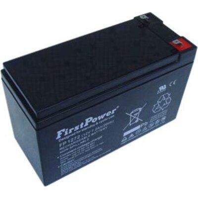 Батерия FirstPower FP7.2-12 - 12V 7.2Ah F2