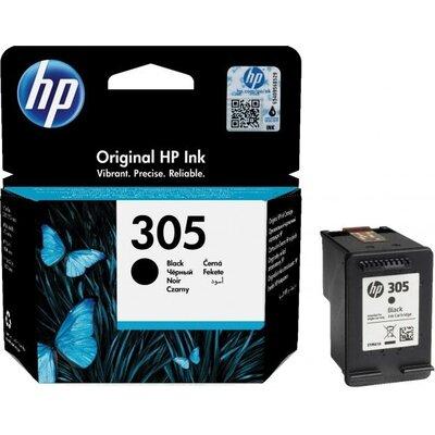 Консуматив HP 305 Black Original Ink Cartridge