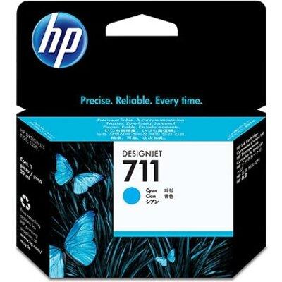 Консуматив HP 711 29-ml Cyan Ink Cartridge