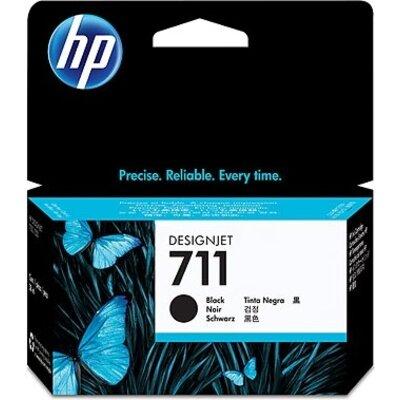 Консуматив HP 711 38-ml Black Ink Cartridge