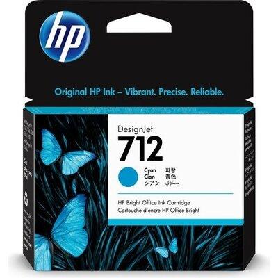 Консуматив HP 712 29-ml Cyan Ink Cartridge