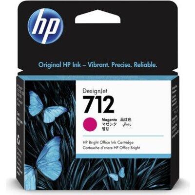 Консуматив HP 712 29-ml Magenta Ink Cartridge