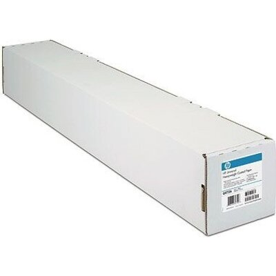 Хартия HP Bright White Inkjet Paper-610 mm x 45.7 m