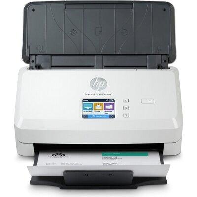 Скенер HP ScanJet Pro N4000 snw1 Scanner