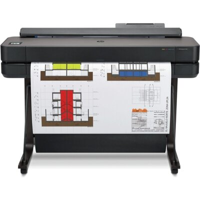 Мастилоструен плотер HP DesignJet T650 36-in Printer
