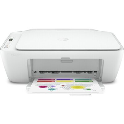 Мастилоструйно многофункционално устройство HP DeskJet 2710 All-in-One Printer