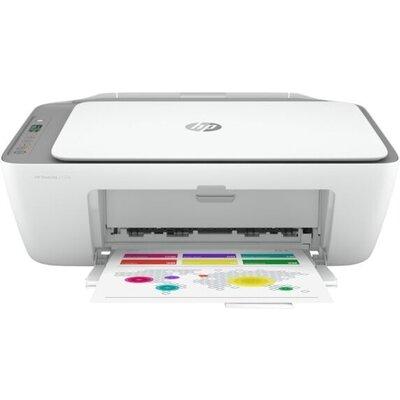 Мастилоструйно многофункционално устройство HP DeskJet 2720e All-in-One Printer