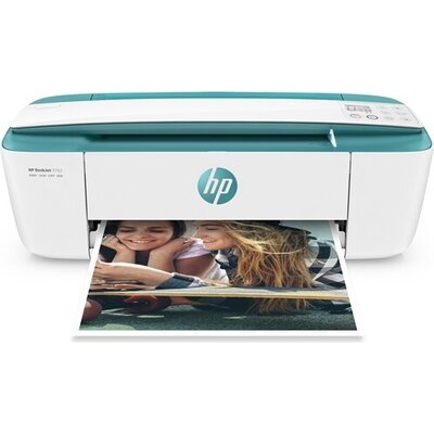 Мастилоструйно многофункционално устройство HP DeskJet 3762 All-in-One Printer