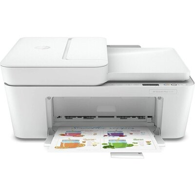 Мастилоструйно многофункционално устройство HP DeskJet 4120e AiO Printer