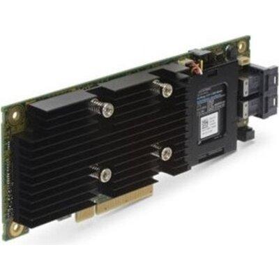 DELL PERC H330 Storage RAID Controller Card, PCIe 3.0 x8, Full Height,SATA 6Gb/s / SAS 12Gb/s, 1.2Gbps, 8 Ch, RAID 0, RAID 1, RA