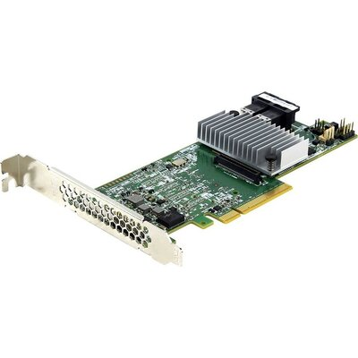 LSI MegaRAID SAS 9361-8i, 12Gb/s, SAS/SATA 8-port int, RAID 0/1/5/6/10/50/60, Cache 1Gb DDR3 (LSI00417)