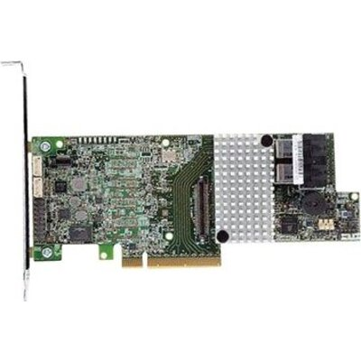 RAID контролер INTEL Plug-in Card RS3DC040 4ch 1000MB up to 128 devices (PCI Express 3.0 x8, SAS/SATA III, RAID levels: 0, 1, 10