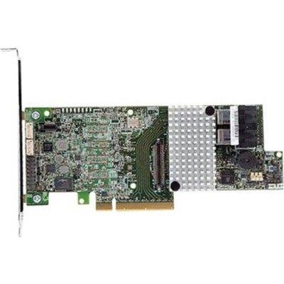 RAID контролер INTEL Plug-in Card RS3DC040 4ch 1000MB up to 128 devices (PCI Express 3.0 x8, SAS/SATA III, RAID levels: 0, 1, 10