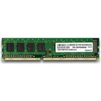 Памет Apacer 2GB Desktop Memory - DDR3 DIMM PC10600 @ 1333MHz