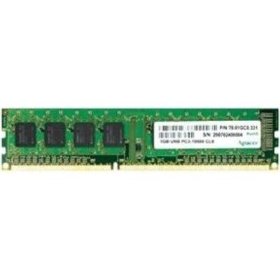 Памет Apacer 2GB Desktop Memory - DDR3 DIMM PC12800 @ 1600MHz