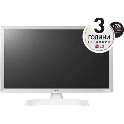 """Телевизор LG 28TN515S-WZ - 28"""" HD WVA LED, Smart webOS"""
