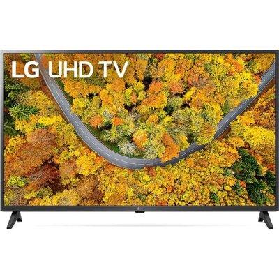 Телевизор LG 43UP75003LF, 43'' 4K IPS UltraHD TV 3840 x 2160, DVB-T2/C/S2, webOS Smart TV, ThinQ AI, Quad Core Processor 4K, WiF