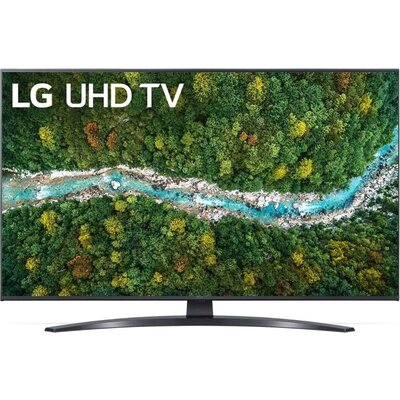 Телевизор LG 43UP78003LB, 43'' 4K IPS UltraHD TV 3840 x 2160, DVB-T2/C/S2, webOS Smart TV, ThinQ AI, Quad Core 4K, WiFi 802.11ac