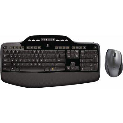 Комплект Logitech Wireless Combo MK710, US Intl