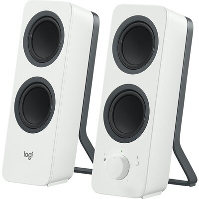 Тонколони Logitech Z207 Bluetooth Computer Speakers - White