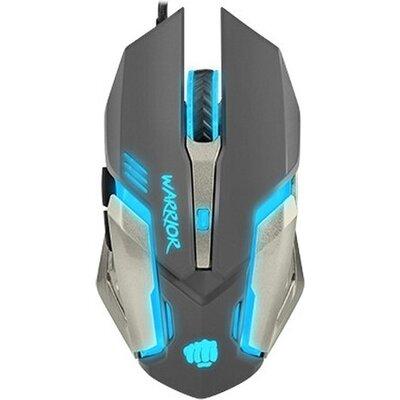 Мишка Fury Gaming mouse, Warrior 3200PDI, optical, Illuminated black