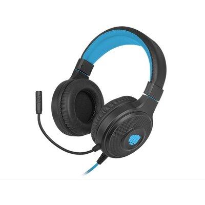 Слушалки Fury Gaming Headset Warhawk RGB