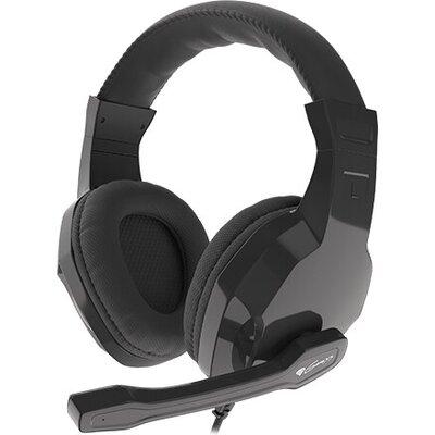 Слушалки Genesis Gaming Headset Argon 100 Black Stereo