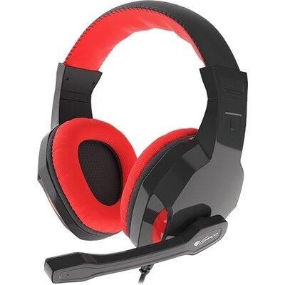 Слушалки Genesis Gaming Headset Argon 100 Red