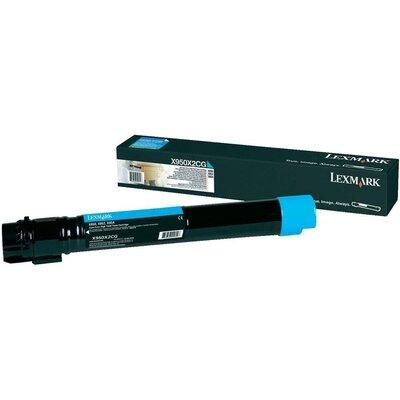 Консуматив Lexmark X950, X952, X954 Cyan Extra High Yield Toner Cartridge