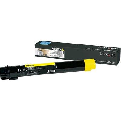 Консуматив Lexmark X950, X952, X954 Yellow Extra High Yield Toner Cartridge