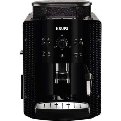 Кафемашина Krups EA810870, Espresseria Automatic Manual, Black