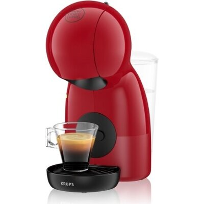 Кафемашина Krups KP1A0531, Dolce Gusto PICCOLO XS, 1340-1600 W, 0.8l, 15 bar, Red
